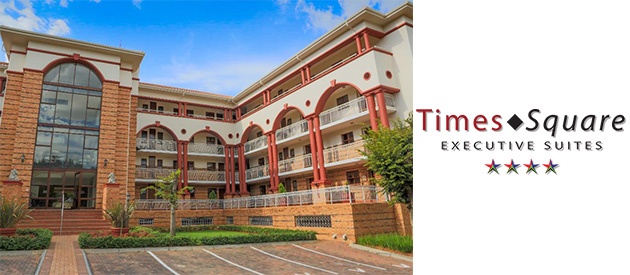 times square, executive suites, sandton, luxury accommodation, hotel, self catering, bed and breakfast, johannesburg, business hub, air con, swimming pool, star graded, 4-star accommodation
