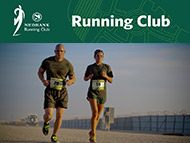 Nedbank Running Club Johannesburg Time Trial